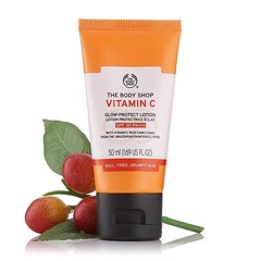 Kem dưỡng da ban ngày The Body Shop Vitamin C Glow Protect Lotion Spf 30 50ml