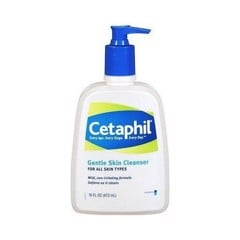 Sữa rửa mặt Cetaphil Gentle Skin Cleanser Face & Body For All Skin Types 473ml
