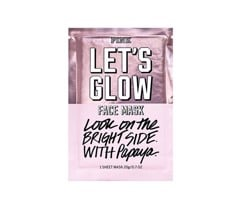 Mặt nạ giấy Pink Let's Glow Look On The Bright Side With Papaya 20g