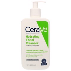 Sữa rửa mặt Cerave Hydrating Cleanser For Normal To Dry Skin 237ml