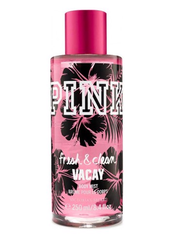 Xịt Victoria's Secret PINK Limited Edition Fresh & Clean Vacay 250ml