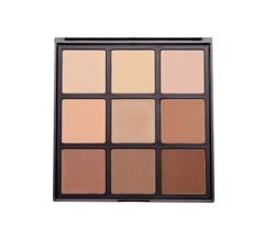 Bảng Highlight/Contour Morphe 9C