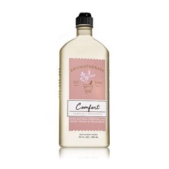 Sữa tắm Bath & Body Works Aromatherapy Comfort Vanilla + Patchouli 295ml