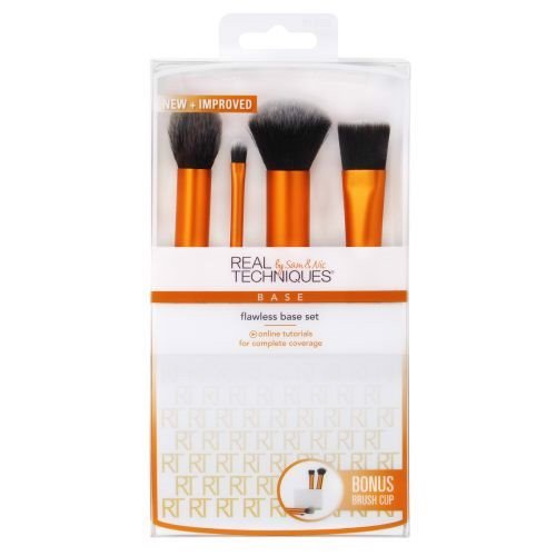 Bộ cọ 4 cây Real Techniques Base Flawless Base Set