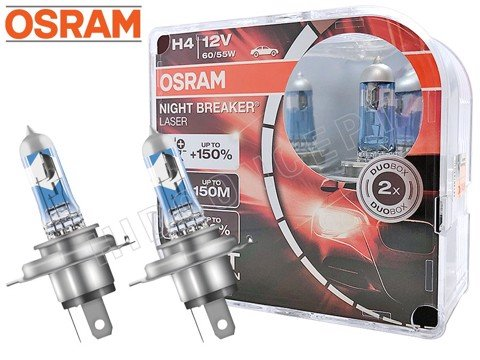 Bóng đèn Osram Night Breaker Unlimited