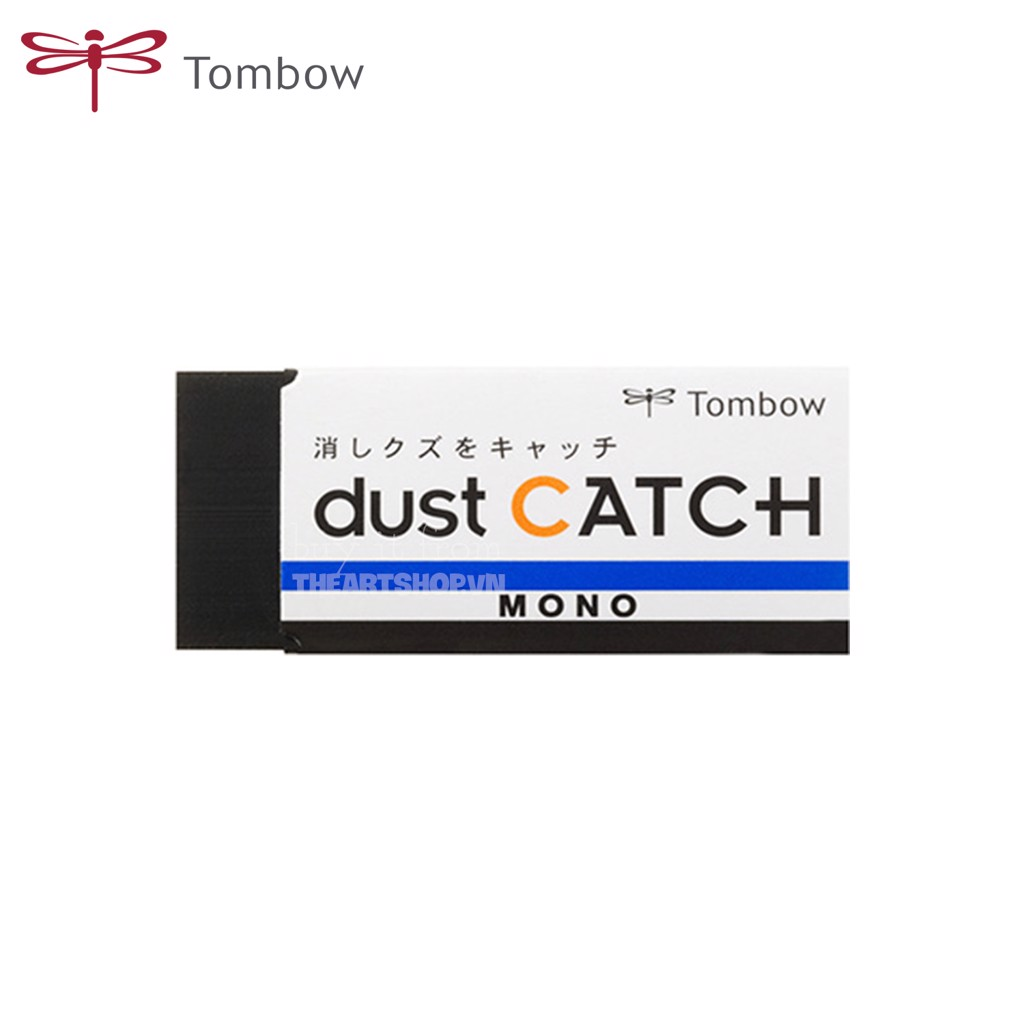 Gôm tẩy TOMBOW - TOMBOW MONO Dust Catch Eraser