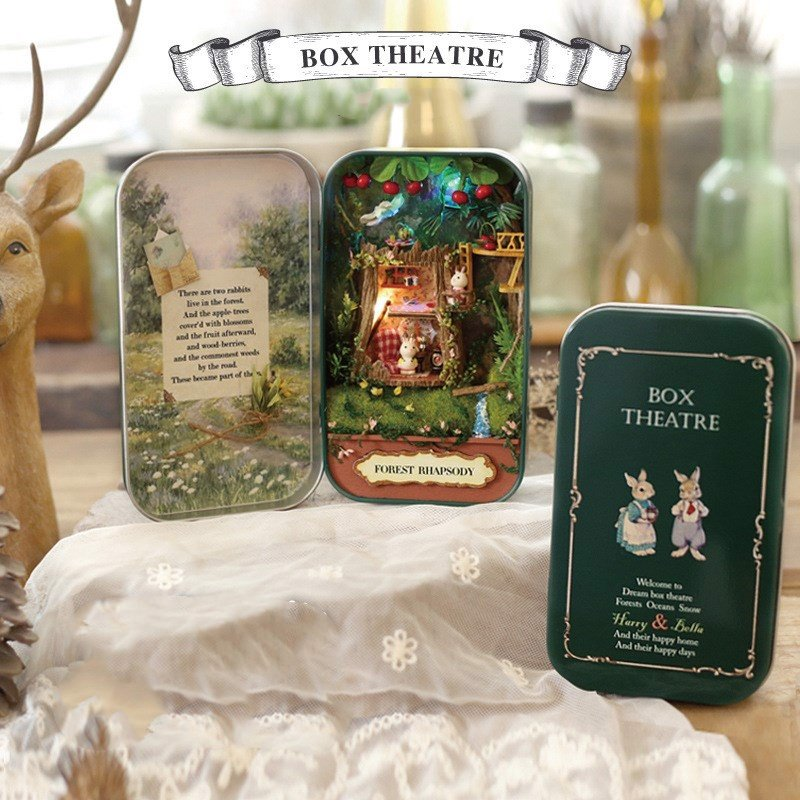 Box Theatre: Forest Rhapsody