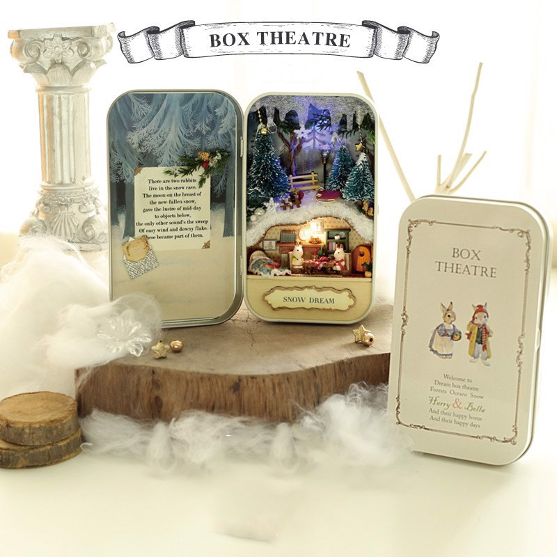 Box Theatre: Snow Dream