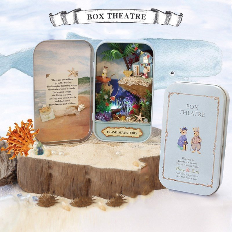 Box Theatre: ISLAND ADVENTURES