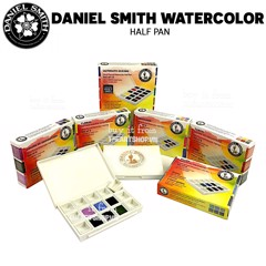 Màu nước DANIEL SMITH dạng nén - DANIEL SMITH Watercolor Half Pans