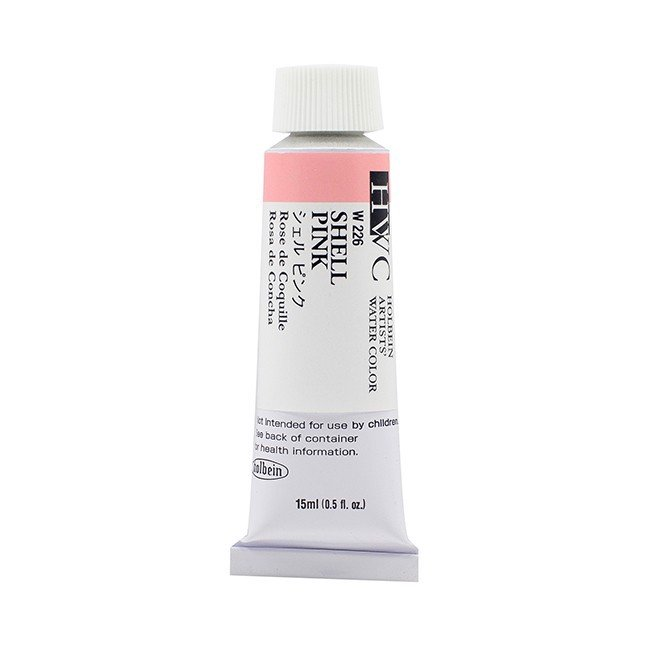 Màu nước HOLBEIN Artist - HOLBEIN Artist Watercolor Tube 15ml (Full series A|B|C|D|E|F)