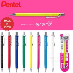 Chì bấm cơ khí PENTEL Orenz 0.2/0.5mm - PENTEL Orenz Mechanical Pencil 0.2/0.5mm