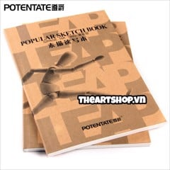 Sổ vẽ POTENTATE - POTENTATE Popular Sketchbook