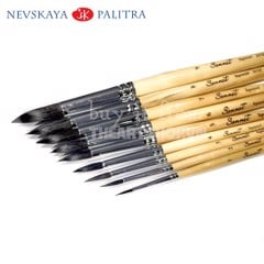 Cọ lông Sóc SONNET Squirrel - NEVSKAYA PALITRA SONNET Squirrel Brush