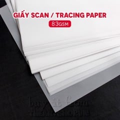 Giấy SCAN - SCAN Paper