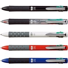 Bút bi TOMBOW Reporter 3 ngòi - TOMBOW Reporter Smart 3-Color Ballpoint Pen 0.7mm