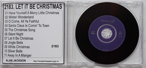 2183. Alan Jackson - Let It Be Christmas