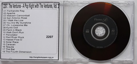 2207. The Ventures - A Pop Night with The Ventures, Vol. 3