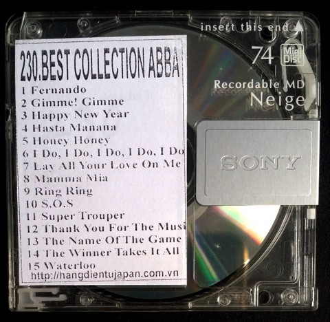 230 BEST COLLECTION ABBA
