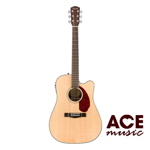 FENDER CD-140SCE ACOUSTIC GUITAR