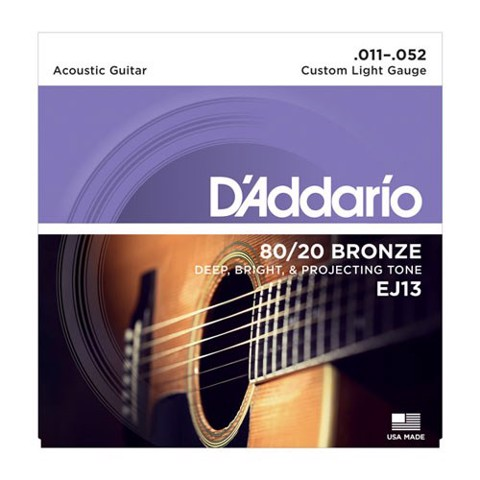 EJ13 Acoustic Guitar Strings