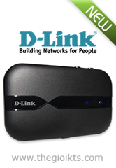 3G/4G Wireless Router Dlink DWR 932C/E1 có Adapter kèm theo