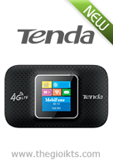 3G/4G Wireless Router TenDa 4G185