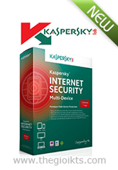 Kaspersky Internet Security Multi device 2017 (5pcs)