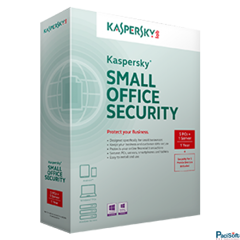 Kaspersky Small Office Security (1server+10pc) Tặng thẻ Acronis Backup