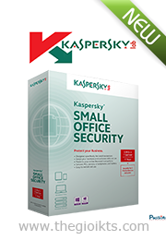 Kaspersky Small Office Security ( 1server+5pc) Tặng thẻ Acronis Backup