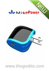 MILI POCKETPAL (HC-A30) - ADAPTER SẠC MILI CHO IPAD