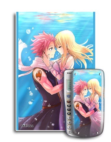 Decal máy tính Casio Fairy Tail 021