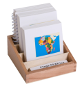 Africa Flags Nomenclature Cards