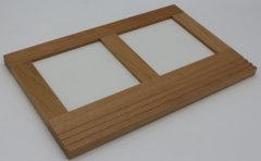 Met inset tracing tray