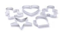 Baking Mould set of 5