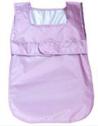 Water-resistant Apron (Color: pink, blue)