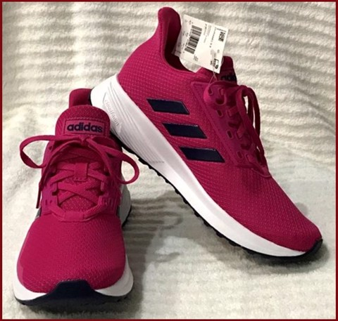"GN 17 - GIẦY THỂ THAO nữ "" ADIDAS "" size 37,5"
