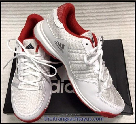 "GN 04 - GIẦY THỂ THAO "" ADIDAS "" SIZE US = 8,5 - VN 42"