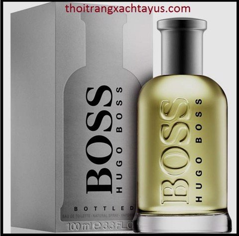 "NH 10 D - NƯỚC HOA "" HUGO BOSS - BOTTLED "" 100 ml"