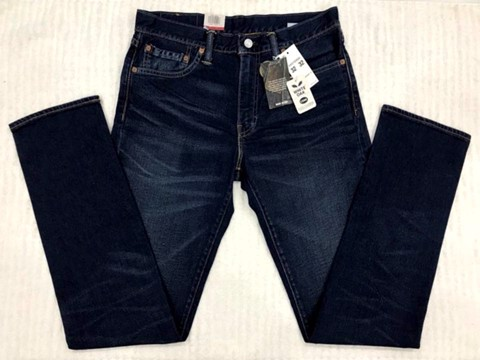 "QN 10 - QUẦN JEAN nam"" LEVIS "" form 511/slim _size 30, 31, 32 ( hàng Đ/B - made in usa )"