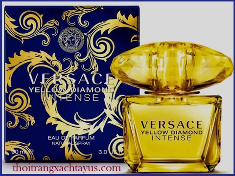 "NH 06 D - NƯỚC HOA "" VERSACE YELLOW DIAMOND INTENSE "" Parfum 90ml"