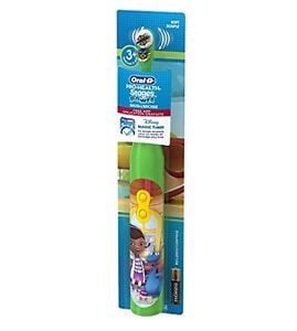 Bàn chải pin (2 x AA) Oral-B Pro-Health Stages - Doc McStuffins