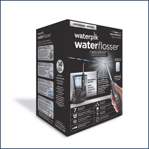 Tăm nước Waterpik Aquarius Designer Series - WP-672C