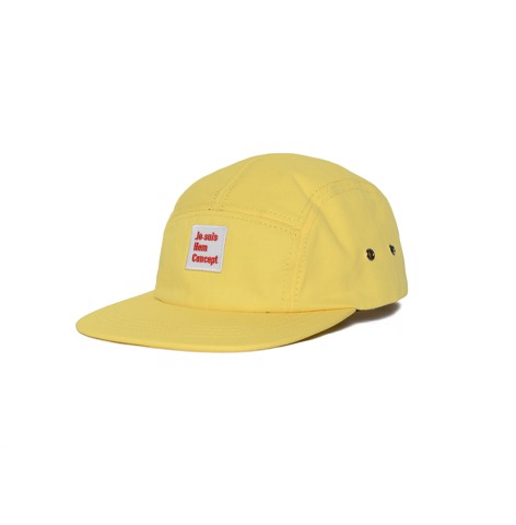 KIT CAMPER CAP - LEMON