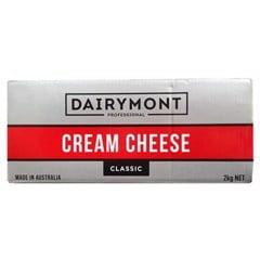 Cream Cheese Dairymont 2kg