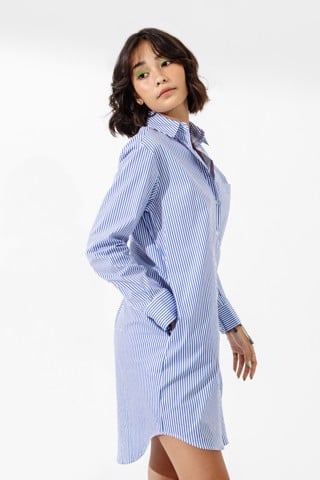 JAMIE SHIRT DRESS