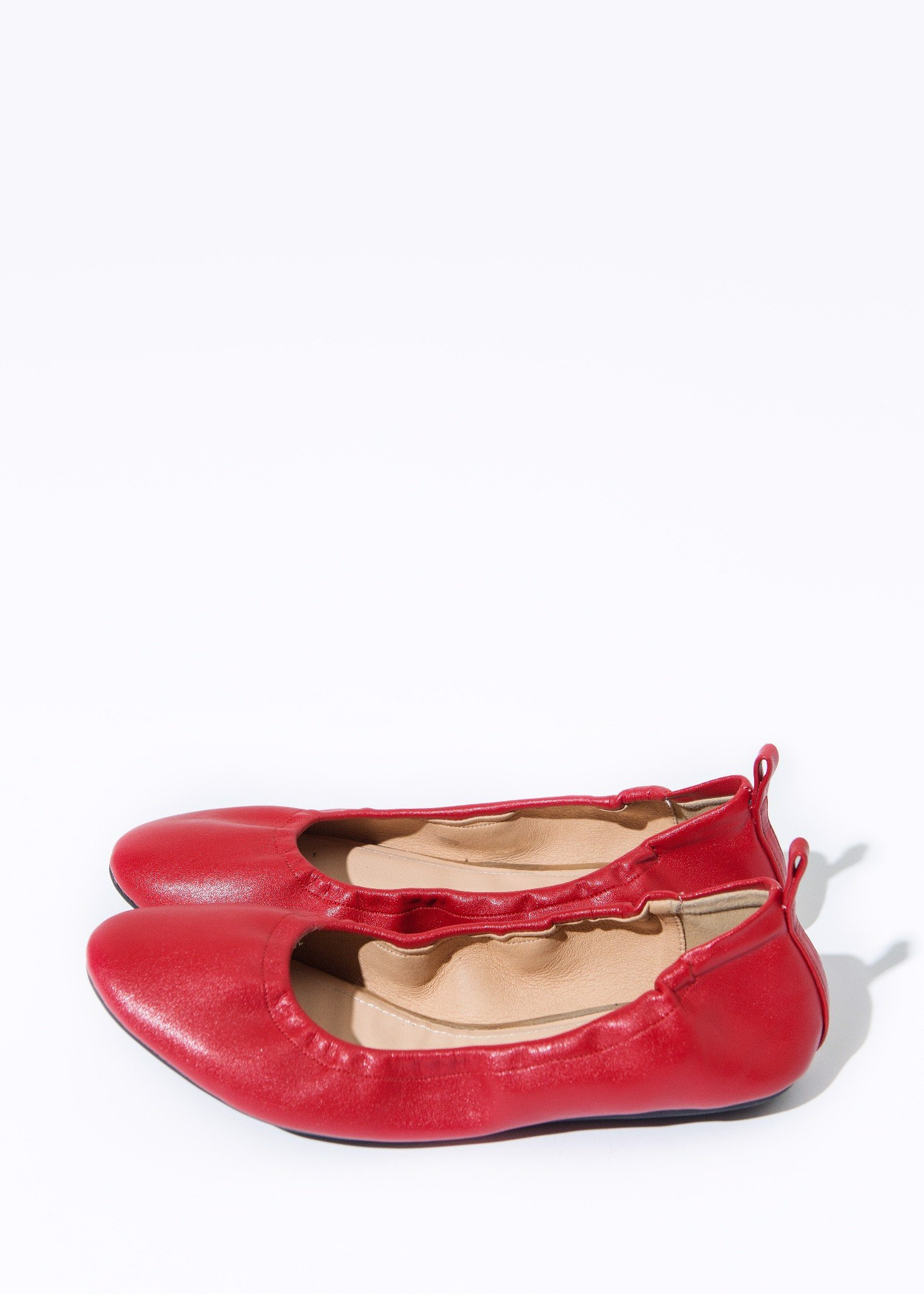 CANDY RED - THERAPY FLATS