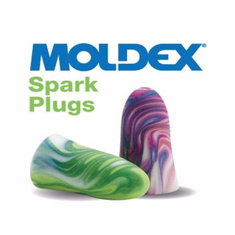 Combo 5 bịt tai chống ồn Mỹ Moldex 6604 chính hãng
