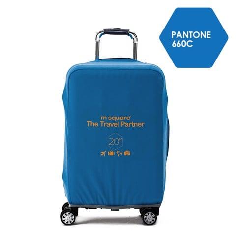 Túi bọc vali co giãn Msquare size 24'