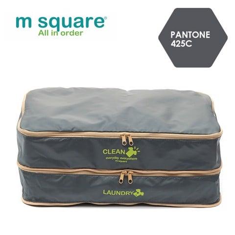 Túi đựng quần áo 2 ngăn Msquare M0583